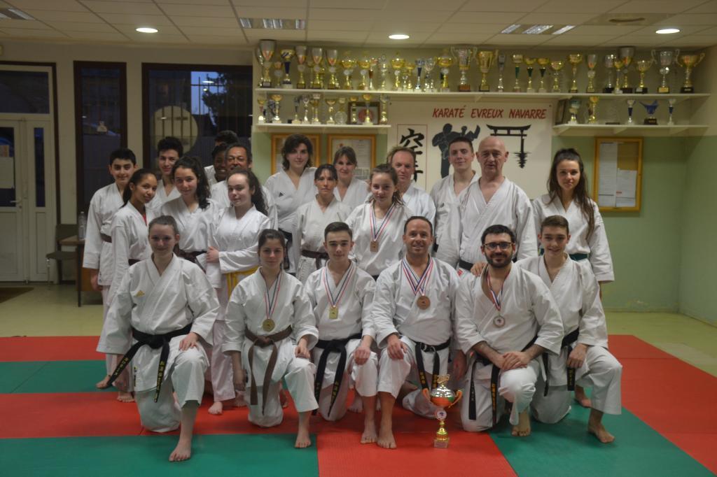 club karate evreux